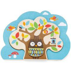 Nesting tree puzzle