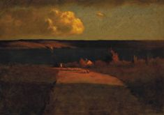 George Inness, Jr. (American, 1854-1926) | On the St. Croix River | Paintings, oil | Christie's