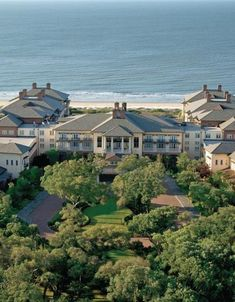 Most Romantic Beach Resorts: The Sanctuary at Kiawah Island Golf Resort - South Carolina. Just was here & I loved it!