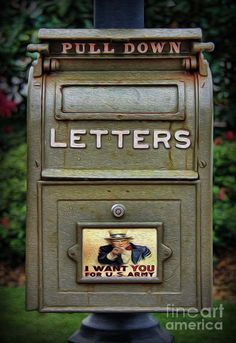 vintage mailbox - Google Search