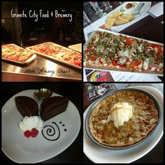 Mom Among Chaos: Granite City Food & Brewery New Northville Location - Review + Giveaway