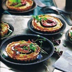 Punch Recipes, Fruit Recipes, Quiche, Tapas, Soup Starter, Brunch Buffet, Xmas Dinner, Savoury Baking, Delicious Magazine
