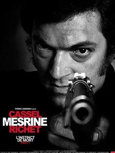Mesrine: L'Instinct De Mort de Jean-François Richet, 2008.