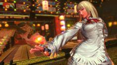 Lili  Street Fighter X Tekken