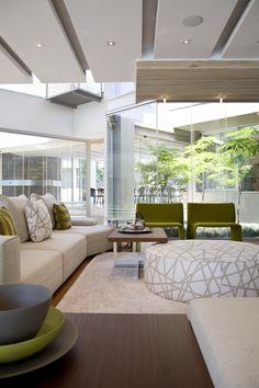 Glass House | Living | M Square Lifestyle Design | M Square Lifestyle Necessities #Design #Interior #Green #Furniture