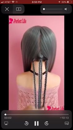 Braided Hairstyles are one method for doing it. You are constantly told that your hairstyle is very ethnic or too exotic, which you might have Pretty Hairstyles, Girl Hairstyles, Braided Hairstyles, Curly Hair Styles, Natural Hair Styles, Twisted Hair, Pinterest Hair, Hair Videos, Hair Looks
