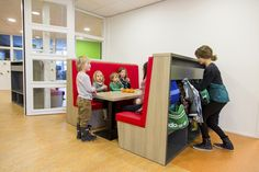 www.c-on.nl... multi-use classroom furniture