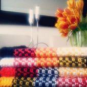 Ravelry: Linen Stitch pattern by Staci Perry
