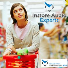 Our in-store marketing solutions offer custom audio branding so that you can stand out among your competitors. Personality, Audio, Branding, Marketing, Brand Management