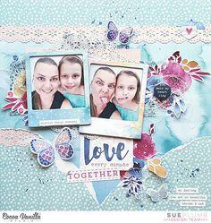Love Every Minute Together | Cocoa Vanilla Studio | Sue Plumb