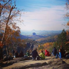 #herbst: bestes #wanderwetter im #elbsandsteingebirge. @hdrmeurer