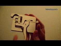 Crossbow Trigger Prototype - YouTube