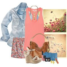 Wedges outfit ideas for 2017 (62)