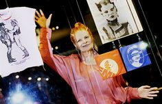 Vivienne Westwood: Her life and career so far - in pictures