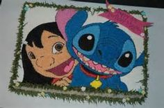 lilo and stitch cake - - Yahoo Image Search Results