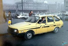 The best Romanian communist car was a badly outdated Renault 12 copied license from unchanged for 30 years apart of cosmetic touches. Socialist State, Warsaw Pact, Central And Eastern Europe, Bad Life, Bucharest, Automobile, Soviet Union, Old Pictures, Old Cars