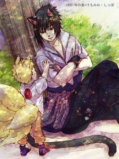 ^^   We Heart It #sasuke #naruto