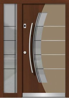 Are you looking for the best wooden doors for your home that suits perfectly? Then come and see our new content Wooden Main Door Design Ideas. Flush Door Design, Door Gate Design, Wooden Front Door Design, Wooden Front Doors, Bedroom Door Design, Door Design Interior, Interior Doors, Exterior Design, Wood Barn Door