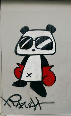 Download 101+ Gambar Panda Graffiti Keren Gratis