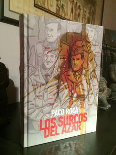 Los surcos del azar, de Paco Roca #novelagrafica