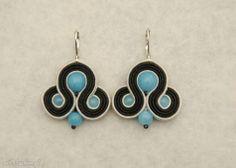 małe kolczyki sutasz z niebieskimi jadeitami. $15 Drop Earrings, Jewelry, Jewlery, Jewerly, Schmuck, Drop Earring, Jewels, Jewelery, Fine Jewelry