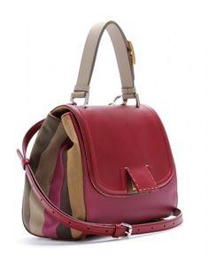Fendi - Pequin Silvana Bag