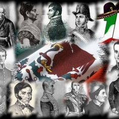 Materiales para imprimir sobre la independencia de México