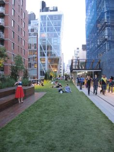 The Highline #nyc #newyorkcity #manhattan