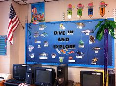 Teaching Happily Ever After: State of the Classroom Address: Ocean Themed Updates
