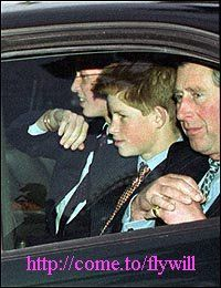 Prince William: Pretty Fly for a Shy Guy!