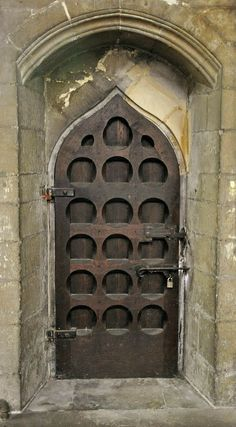 Andrew's Church - Heckington, Lincolnshire, England - we used to live just across the road, and loved it there. Knobs And Knockers, Door Knobs, Door Handles, Cool Doors, Unique Doors, Entrance Doors, Doorway, Doors Galore, When One Door Closes