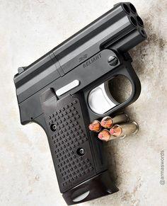 Manufacturer: Signal 9 Defense Mod. Reliant Type - Tipo: Pistol Caliber - Calibre: 38 Special Capacity - Capacidade: 4 Rounds Barrel length - Comp.Cano: 2.63 Weight - Peso: 453...