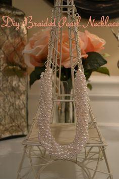 8 Delightful Handmade Pearl Necklaces