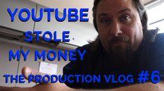 YouTube Stole My Money   Production Vlog #6   VEDA