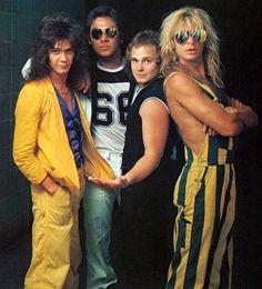 Van Halen 80s