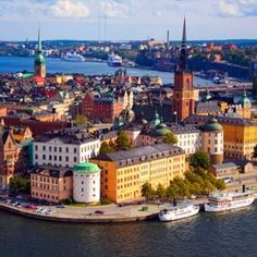 Stockholm is the capital and the most populous city in Sweden