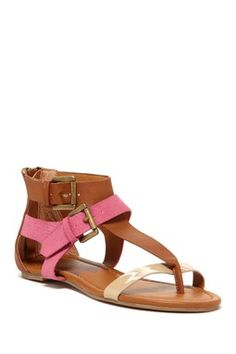 """Gladiator sandals have been very popular for the last few years. This trend is especially popular for teens and young adults, but lately  more older women who are hip to the """"young"""" trends are incorporating gladiator sandals into their wardrobe. -Adair M."""
