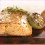 Filets de saumon grillés à l'asiatique