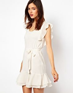 6caeccd40c8 28 Best Little White Dress images