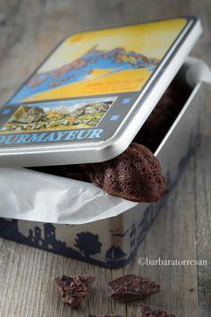 Medeleines au chocolat