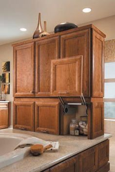 1000 images about cabinets storage solutions on for Kraftmaid closet systems