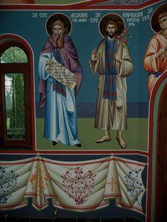 Byzantine Icons, Ikon, Saints, Interiors, Movie Posters, Art, Diy, Art Background, Film Poster