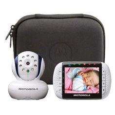 ¡¡CHOLLO!!Vigilabebés digital Motorola MBP34T por 137,25€ su precio mínimo histórico con un 47% de descuento.¡No lo dejes escapar que es genial como regalo!