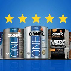 Olympic® Paints & Stains 2017 Ratings & Reviews