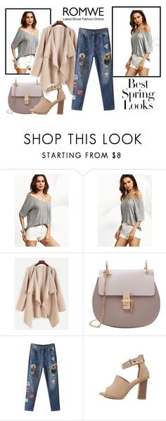 """Romwe contest"" by adancetovic on Polyvore featuring H&M"