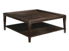 Vintage Patina Coffee Table