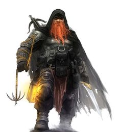 Image result for dwarf rogue d&d