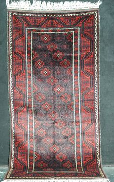 Baluch Balisht of the Sistan/Zabol Area Carpet handmade