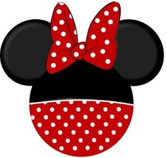 Mickey Heads by Kimberly Harvey Minnie Mouse Template, Minnie Mouse Stickers, Mickey E Minnie Mouse, Mickey Head, Mickey Party, Disney Mickey, Disney Cruise, Scrapbook Da Disney, Miki Mouse