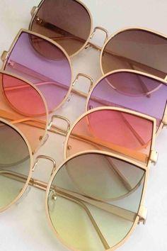 8917a358920 Disco Fever Ombre Sunglasses - Mint Boho Outfits